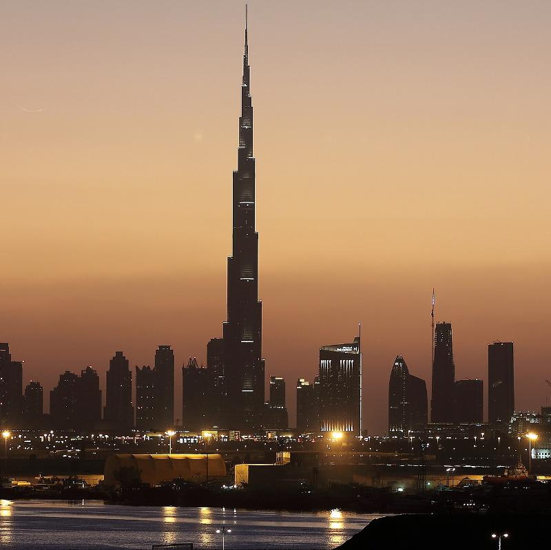 Portfolio: Emiratos Árabes